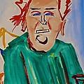Julia Child by Troy Thomas