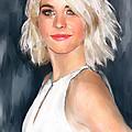 Julianne Hough by Scott Bowlinger