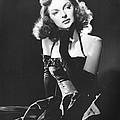 Julie London, 1950 by Everett