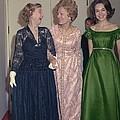 Julie Nixon Eisenhower by Everett
