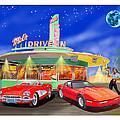 Julies Corvettes by Jack Pumphrey