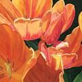 Julie's Tulips by Lynne Reichhart