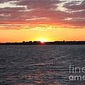July 4th Sunset by John Telfer