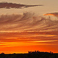 July 4th Sunset by Wayne Vedvig