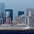 July 7 2014 - Carnival Splendor At New York City - Image 1674-01 by Larry Jost