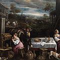 July. Leo by Francesco Bassano