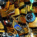 Jumble Of Locks by Carla Parris