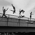 Jump #2 by Luigi Casanova