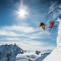 Jumping Legends by Tristan Shu