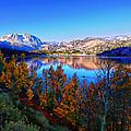 June Lake California Sunrise by Scott McGuire