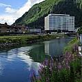 Juneau Federal Building by Cathy Mahnke