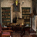 Junipero Serra Library In Carmel Mission by RicardMN Photography