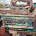 Junk Or Treasure by Lawrence Burry