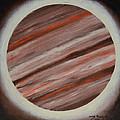 Jupiter Spectral by James Pinkerton