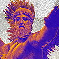 Jupiter - Zeus by Augusta Stylianou