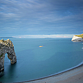 Jurassic Coast - Durdle Door by Brian Jannsen