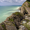 Jurassic Coast From Lulworth Cove by Tony Murtagh