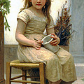 Just A Taste by William Bouguereau