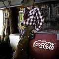 Just Another Coca-cola Cowboy 2 by James Sage