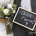 Just Married by Lee Avison