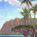 Kaaawa Beach - Oahu by Steve Simon