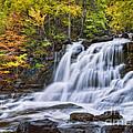 Kaaterskill Falls by Claudia Kuhn