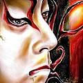 Kabuki Three by Hiroko Sakai