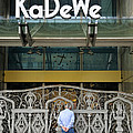 Kadewe Entrance Berlin Germany by Matthias Hauser