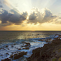 Kaena Point State Park Sunset 3 - Oahu Hawaii by Brian Harig