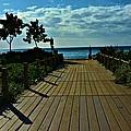 Kahanapali Beach Walk by Richard Jenkins