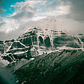 Kailas Mountain Tibet Home Of The Lord Shiva by Raimond Klavins