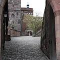 Kaiserburg - Nuremberg by Christiane Schulze Art And Photography
