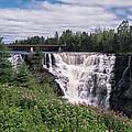 Kakabeka Falls by Richard Kitchen
