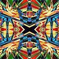 Kaleidoscope 2 by Steve Ball