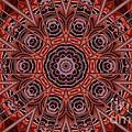 Kaleidoscope 38 by Ron Bissett