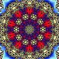 Kaleidoscope 51 by Ron Bissett