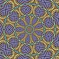 Kaleidoscope 6 by Ron Bissett