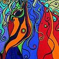Kaleidoscope Eyes by Alison Caltrider