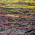 Kaleidoscope Ocean by Ron  Tackett