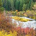 Sprague River Oregon by Tirza Roring