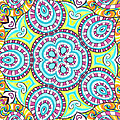 Kaleidoscopic Whimsy by Shawna Rowe