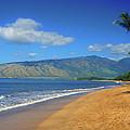 Kamole Beach Kihei Maui Hawaii by John Burk