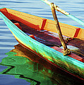 Kampot Boat 01 by Rick Piper Photography