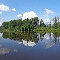 Kanaka Creek Rising - Maple Ridge, British Columbia by Ian Mcadie