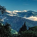 Kanchenjunga by Steve Harrington