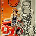 Kandi Blaze Poster 4 by Brian Graybill