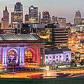 Kansas City 2 by Ken Kobe
