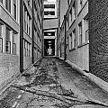 Kansas City Alley by Kyle Howard