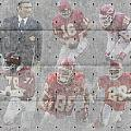 Kansas City Chiefs Legends by Joe Hamilton