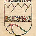 Kansas City Kings Retro Poster by Florian Rodarte